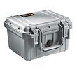 1300 Mini-D Watertight Hard Case - Silver