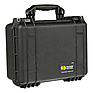 1450 Medium Watertight Hard Case - Black Thumbnail 1