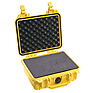 1450 Medium Watertight Hard Case - Yellow
