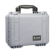 1450 Medium Watertight Hard Case with Padded Dividers (Silver)