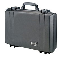 Pelican 1490 Attache/Computer Case with Foam (Black)