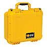 1400 Medium Watertight Hard Case - Yellow Thumbnail 1