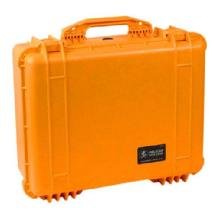 Pelican 1550 Case with Foam (Orange)