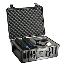 1550 Pro Watertight Hard Case - Black Image 0