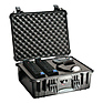 1550 Pro Watertight Hard Case - Black