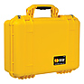 1500 Watertight Hard Case with Foam insert - Yellow Thumbnail 1