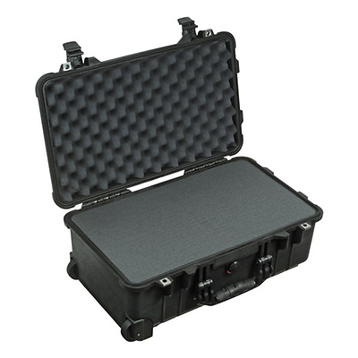 1510 Watertight Hard Case Carry On - Black Image 0
