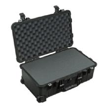 Pelican 1510 Watertight Hard Case Carry On - Black