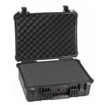 Pelican 1520 Watertight Hard Case with Foam insert - Black