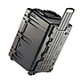 1660 Watertight Jumbo Hard Case with Foam Inserts and Wheels - Black