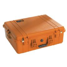 Pelican 1600 Case with Foam (Orange)