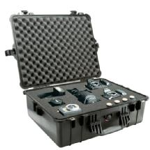 Pelican 1600 Watertight King Hard Case - Black