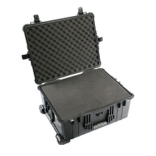 1610 Case with Foam (Black) Image 0