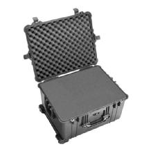Pelican 1620 Watertight Hard Case with Foam Inserts and Wheels