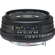 SMCP-FA 43mm f/1.9 Limited Lens (Black) Image 0