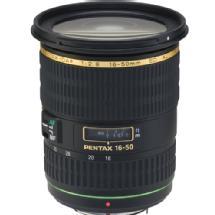 Pentax 16-50mm f/2.8 ED AL (IF) SDM Autofocus Lens