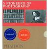Phaidon | Five Pioneers of Photography | 9780714849379