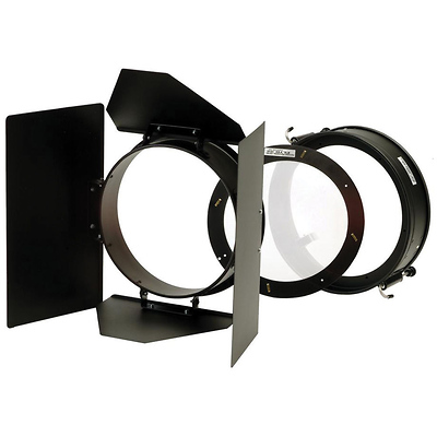 4-way Barndoor Set with Diffuser for all 7.5 in. Reflectors Image 0