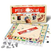 Late For The Sky Photo-Opoly Personalized Board Game