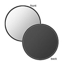 Black/Silver Reversible LiteDisc 42 in. Collapsible Reflector