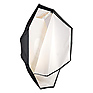 OctoDome3 Small 3 in. Softbox with Silver and Gold Insert Panels