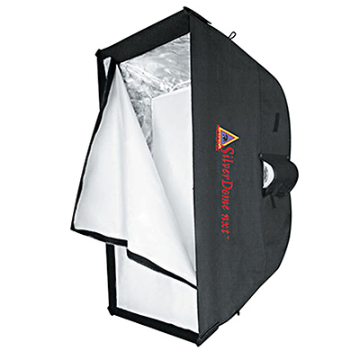 Medium SilverDome NXT Softbox 24x32in. Image 0