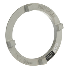 Speed Ring for Cine (Silver, WhiteDome NXT) Image 0