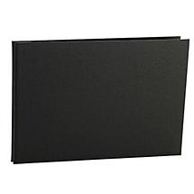 Pina Zangaro 11x17 in. Bex Screwpost Presentation Book Landscape Black