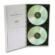 Pina Zangaro Camden Double CD Jewel Case