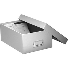 Deluxe Photo Storage Box (White) Image 0