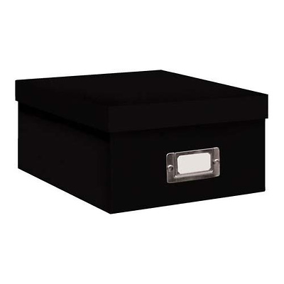 Photo/Video Storage Box (Black) Image 0