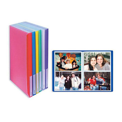 Space Saver Photo Album (Assorted Color) Image 0