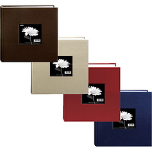 4x6 Cloth Frame Album (Assorted Colors) Image 0