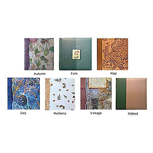 5x7 Pocket Natural Paper Bi-Directional Photo Album (Assorted Colors) Image 0