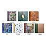 5x7 Pocket Natural Paper Bi-Directional Photo Album (Assorted Colors)
