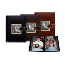Pioneer 4x6 Picture Frame Cover Photo Album (Assorted Colors)
