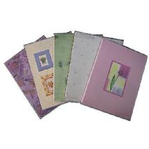 Pioneer Flexible Cover Compact Album - Holds 36 4x6 In. Photos, 1-Up Style (Floral Colors)
