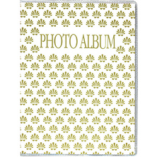 Flexible Cover Compact Album - Holds 36 4x6 In. Photos, 1-Up Style Image 0