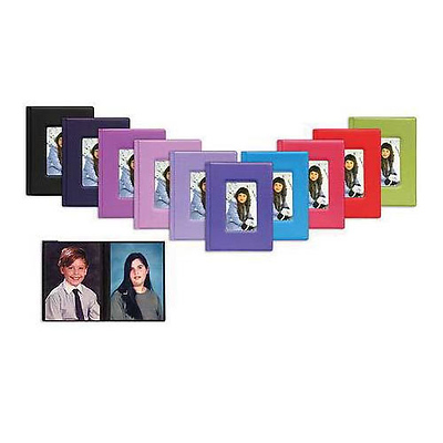 Brag Book Album - Holds 24 4x6 In. Photos, 1-Up Style (Assorted Colors) Image 0