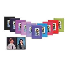Pioneer Brag Book Album - Holds 24 4x6 In. Photos, 1-Up Style (Assorted Colors)
