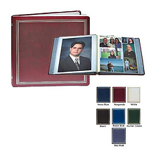 X-Pando Post Bound, Magnetic Page Photo Album (Assorted Colors) Image 0