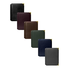 5x7 Mini Oxford Bound Photo Album (Assorted Colors) Image 0