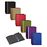 4x6 100-Pocket Tone Fabric Photo Album (Assorted Colors)