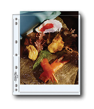 810-2P 8 x 10in. Photo Pages (25 pack) Image 0