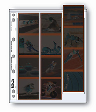 120-3HB 120 Size Negative Pages (Pack of 100) Image 0