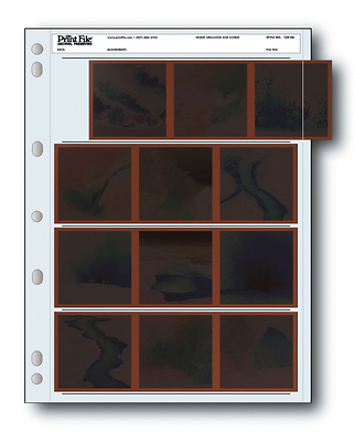 120-4B 120 Size Negative Pages (Pack of 100) Image 0