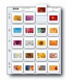 2x2-20B Slide Pages (Package of 100)