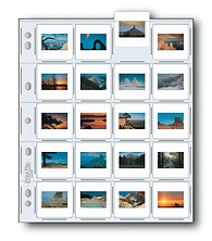 2x2-20HB Slide Pages (Pack of 25) Image 0
