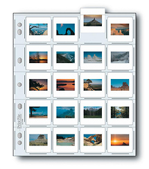 Print File 2x2-20HB Slide Pages (Pack of 25)
