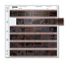 Print File 35-6HB 35mm Negative Pages (Package of 100)